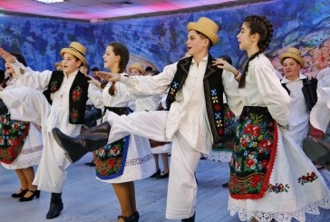 """""""Mărțișor folcloric"""" – eveniment marca Ansamblul Folcloric Național Transilvania"""