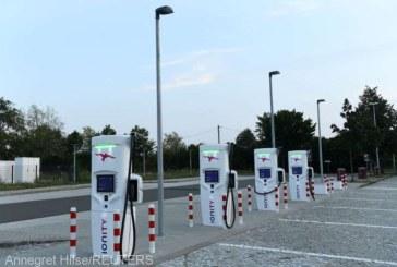 VW şi BMW vor să extindă reţeaua de staţii de încărcare ultra-rapide din Europa
