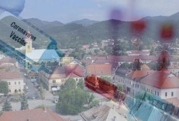 15% din populația județului Maramureș a fost vaccinată