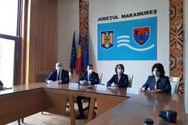 Vlad Duruș a depus jurământul de prefect (VIDEO)
