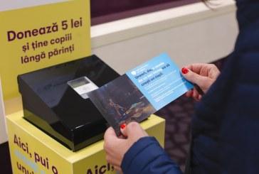 Din luna mai, puteți dona cu cardul în farmaciile Alphega pentru copiii vulnerabili susținuți de Hope and Homes for Children