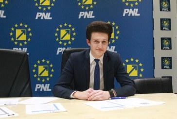 Antonio Chelba este maramureșeanul care va coordona Clubul Elevilor Liberali la nivel național