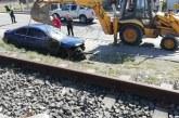 MOISEI – Accident spectaculos produs din cauza vitezei (VIDEO)