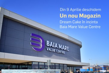 Un nou magazin la Baia Mare Value Centre