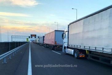 LA VAMĂ – Aglomerație mare la frontiera cu Ungaria