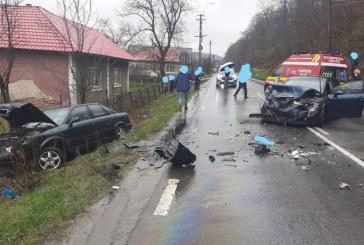 DN1H – Un maramureșean de 21 ani a trecut pe lângă moarte în Sălaj