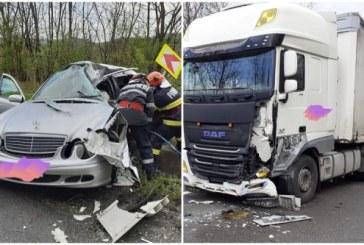 ÎN VINEREA MARE – Un băimărean de 27 de ani a murit azi în accident rutier la Ileanda