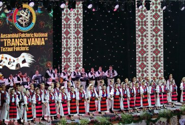 Ansamblul Folcloric Național Transilvania organizează două concerte de pricesne și muzică religioasă