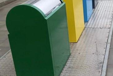 DE LA 1 IUNIE – Platforme de deșeuri îngropate și cu camere video în Baia Mare