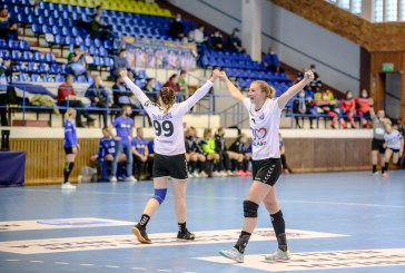 Handbal feminin: Minaur s-a calificat în Final Four-ul EHF European League