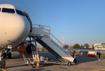 ÎN SĂPTĂMÂNA MARE – Primul zbor spre Paris de pe Aeroportul Satu Mare