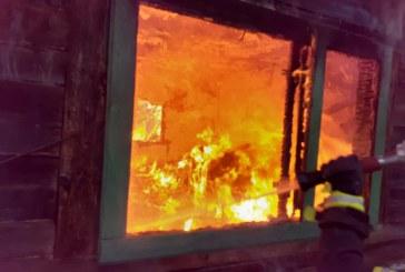 BAIA MARE – 25 de oameni evacuați în miez de noapte din cauza unui incendiu