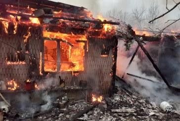 VISEU DE SUS- Trei oameni au murit arsi de vii