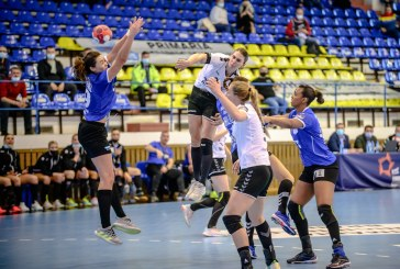HANDBAL FEMININ – Final de tur cu aproape 40 de goluri marcate de Minaur