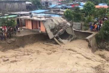 Zeci de victime în urma inundaţiilor şi alunecărilor de teren produse în Indonezia şi în Timorul de Est