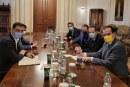 """Ionel Bogdan, întâlnire de lucru cu Cîțu și Orban: """"Avem multe proiecte pentru Maramureș"""""""