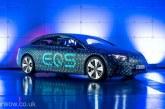 Şeful Daimler se aşteaptă la profituri solide după lansarea noului sedan exclusiv electric Mercedes EQS