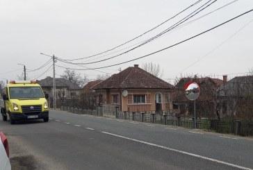 SIGURANȚĂ ÎN TRAFIC – Oglinzi rutiere amplasate la Șomcuta Mare