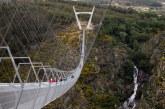 Portugalia a inaugurat cel mai lung pod pietonal suspendat din lume