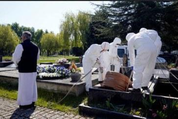 SCHIMBĂRI – Prețurile pentru serviciile funerare ale morților de COVID-19 ar putea exploda