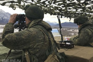 Rusia: Exerciţii antidrone în apropierea graniţei cu Ucraina, manevre ale Flotei din Marea Neagră