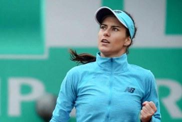 TENIS – Sorana Cârstea, câștigătoarea turneului de la Instanbul