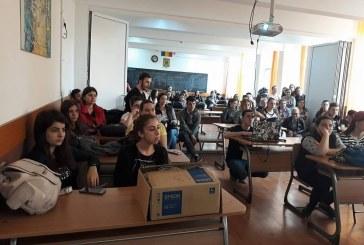 """Liga Studenților """"Pintea Viteazul"""" demarează proiectul Nord Universitar. Elevii vor fi informați și sprijiniți în perspectiva viitorului"""
