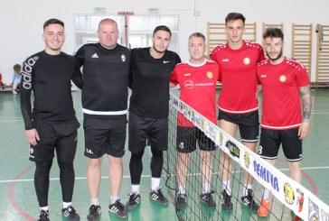 Echipa Băii Mari, pe locul 6 după runda inaugurală a Campionatului României la Tenis cu Piciorul