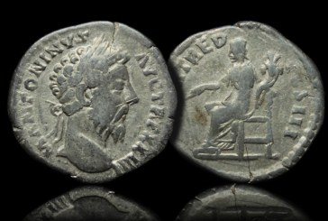 """Tezaurul de denari romani de la Berchezoaia"", expoziție la ""Tezaurul de denari romani de la Berchezoaia""."
