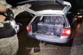 ȘOFER IUTE DE PICIOR – Mașină plină cu țigări oprită în trafic