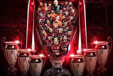 Fotbal: CFR Cluj a câştigat titlul de campioană a României