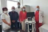 Un ecograf staţionar a fost donat secţiei de Endocrinologie de la Spitalul Județean Baia Mare