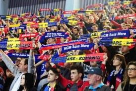 HANDBAL – Bucureștiul decide dacă băimărenii au acces sau nu la meciurile Final Four din weekend
