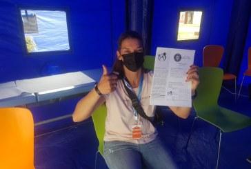 RALIUL MARAMUREȘULUI – Un copilot belgian a ales să se vaccineze în Baia Mare
