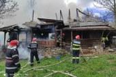 SAT ȘUGATAG – Femeie găsită carbonizată în propria casă