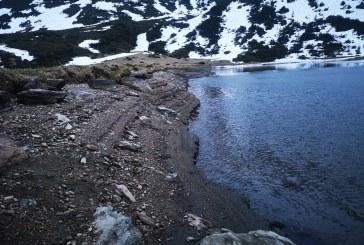 DIG SPART- Lacul Știol din Rodnei nu mai este așa cum l-ai știut