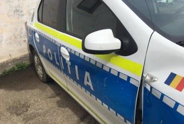 VIDEO -S-au tras focuri de armă pentru prinderea unui șofer la Borsa
