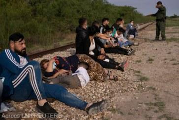 Record de migranţi romi din România reţinuţi la frontiera dintre Mexic şi SUA