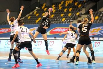 Handbal feminin: Minaur bate din nou ultima campioană și își consolidează locul doi