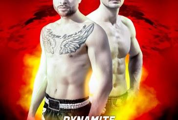Dynamite Fighting Show – Sportivi din Baia Mare la gala lui Moroșanu din 4 iunie