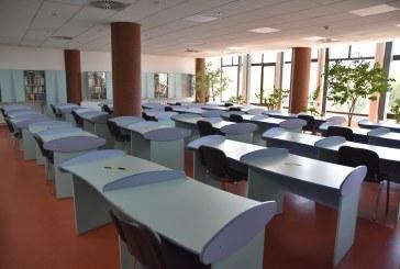 """La Biblioteca Județeană """"Petre Dulfu"""" Baia Mare se redeschid sălile de lectură"""