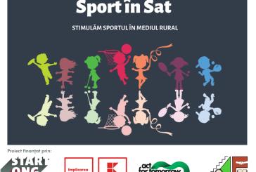 """Asociația Asco FORALL lansează proiectul""""Sport în sat"""""""