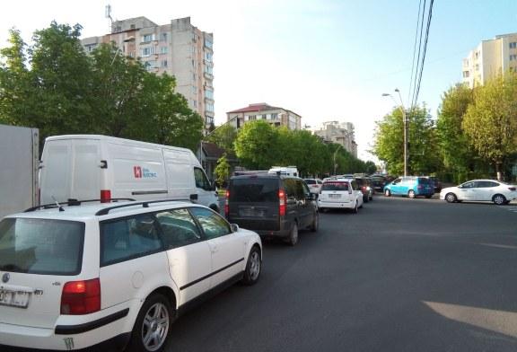 PREMIERĂ pentru Baia Mare în acest an școlar: Toți elevii s-au reîntors în bănci. Trafic intens în oraș (FOTO)