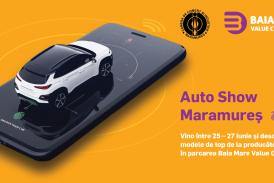 ADVERTORIAL –AUTO SHOW MARAMUREȘ: Expoziție de mașini noi, vehicule de teren, accesorii auto & tunning