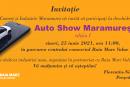 AUTO SHOW MARAMUREȘ: Expoziție de mașini noi, vehicule de teren, accesorii auto & tunning