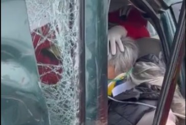 112 – Accident grav la ieșirea din Baia Mare către Groși