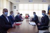 Ionel Bogdan s-a întâlnit cu ambasadorul Poloniei. Ce au discutat