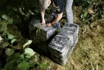 PE GRANIȚA CU UCRAINA – Colete abandonate depistate de polițiști