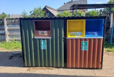 În Târgu Lăpuș vor fi instalate echipamente pentru colectarea selectivă a deşeurilor