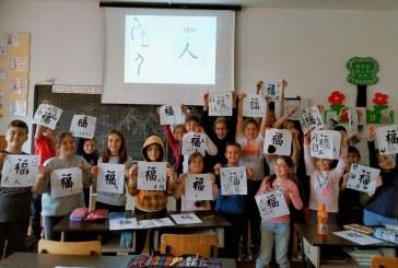 INEDIT – În patru școli din Maramureș se învață limba chineză